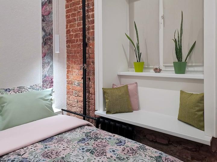 Garden Apart Loft Aesthetics