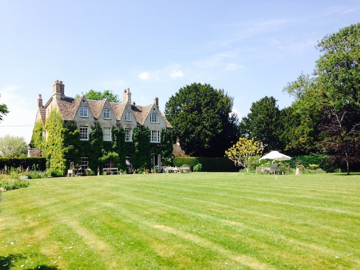Cotswold Family Run Country House B&B: Superking