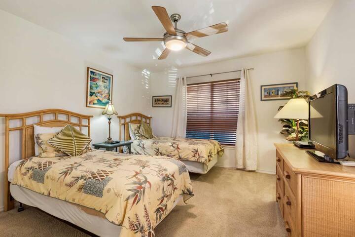 Waikoloa Colony Villas 2401 2 Bdrm 2 Bath Gardn Vw