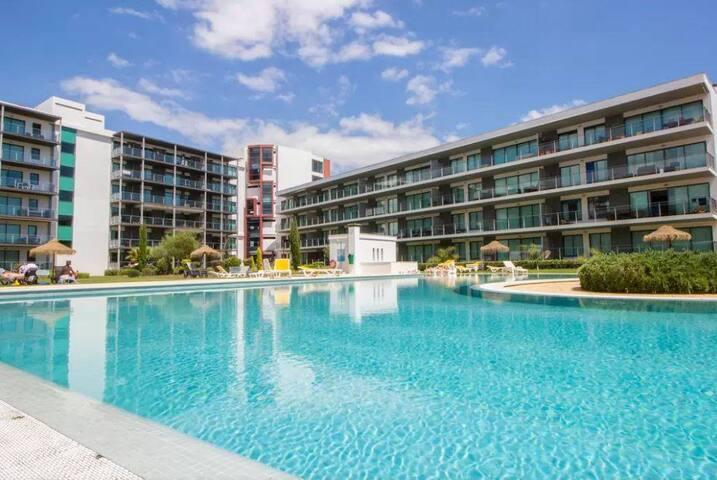 Residence Apartment T1 - Quarteira - Apartamento