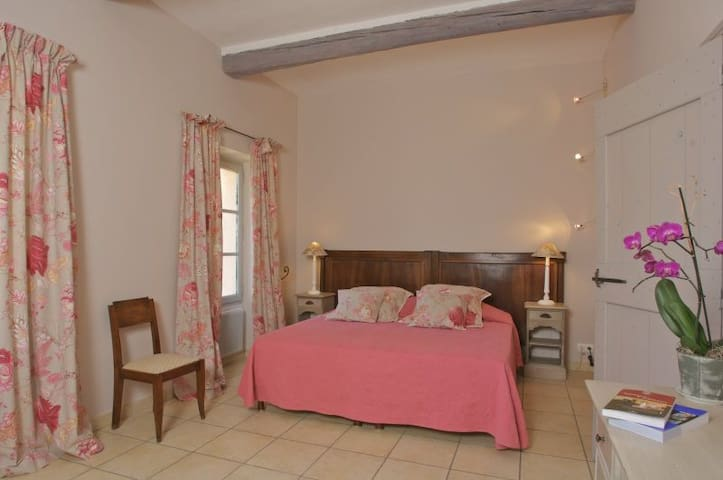Appartement Romarins (Château Juvenal) - Saint-Hippolyte-le-Graveyron - Apartment