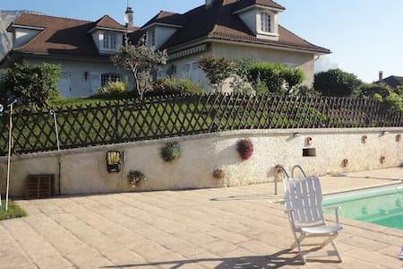 Grande maison avec piscine en Gresivaudan - Meylan