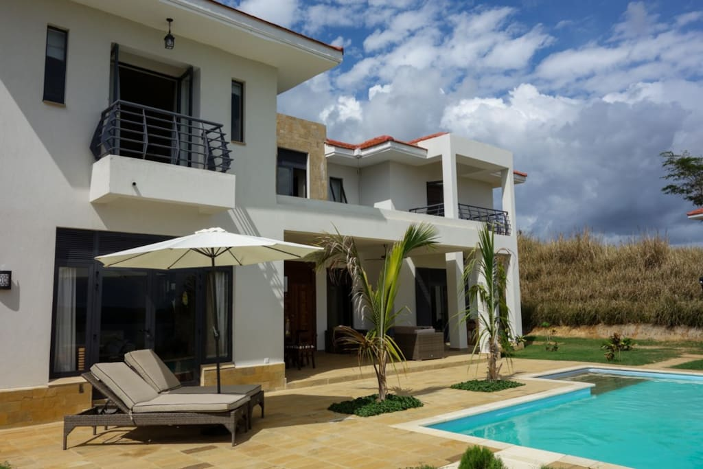 Mandharini coastal villa (number 30)
