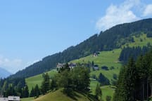 Blick von Sankt Lorenzen