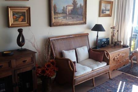 Lindo y cómodo departamento en Las Condes - Las Condes - 公寓