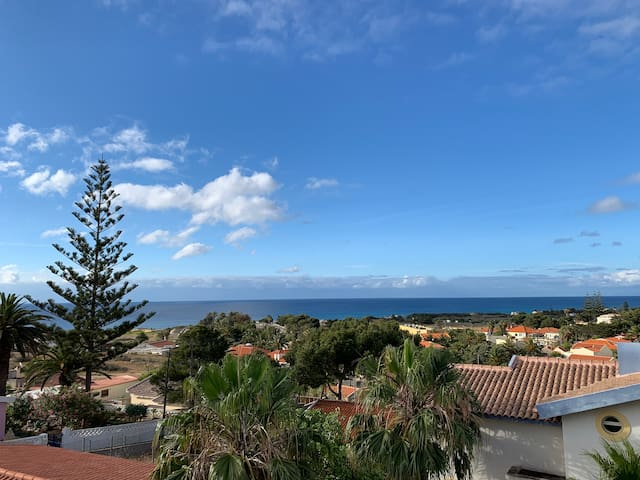 Cozy and modern apartment in Porto Santo.