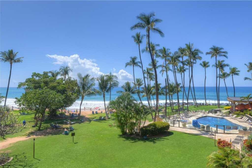 Perfect Location - On the beautifully scenic Southwest coast of Maui, Mana Kai is a gorgeous oceanfront property perfect for your
