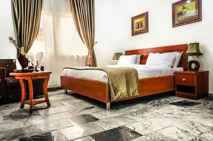 3Js Hotel-Classic Room