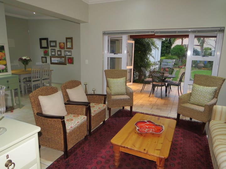 Paarl family vacation home : Self catering