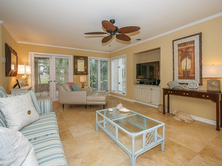 1872 St. Andrews Villa - Pet Friendly Palmetto Dunes