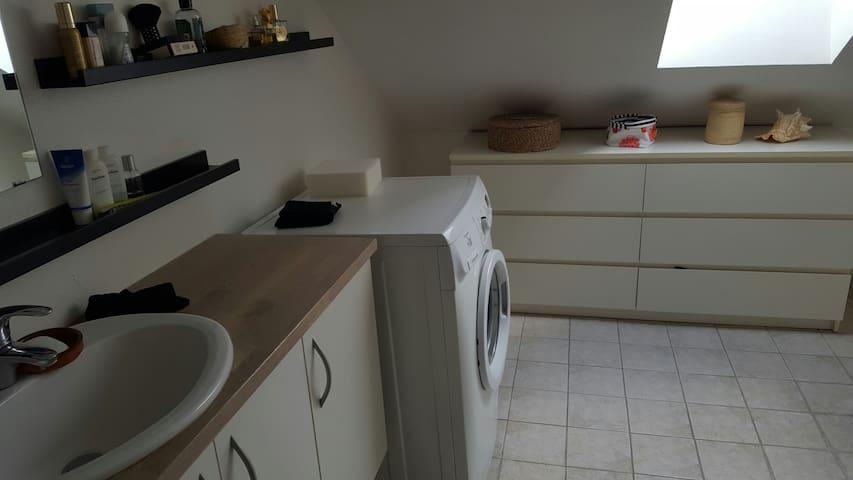 Lejlighed  tæt på centrum  udlejes - Hillerød - Apartemen