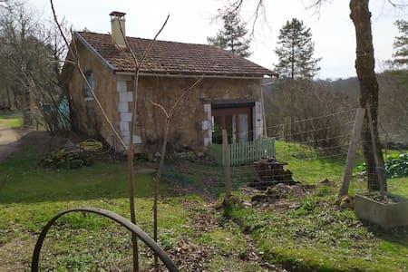 Petite maison verte