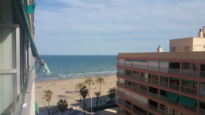 Apartamento a 50 metros de la playa 10.