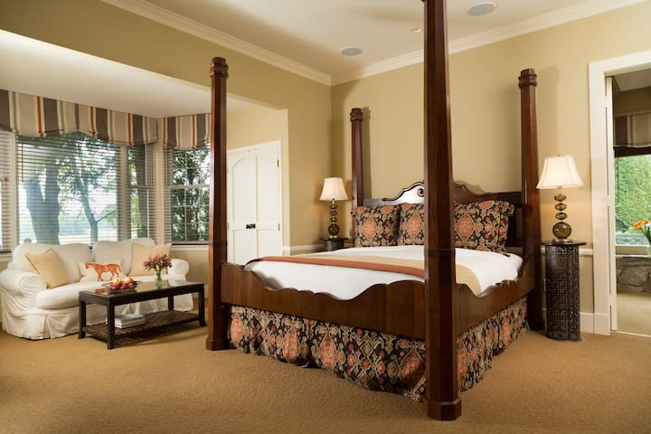★ GLEN GORDON MANOR ★ The Edward Suite