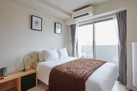 TOKYO Shinjuku☆Great Location & Balcony View (#3) - Apartment