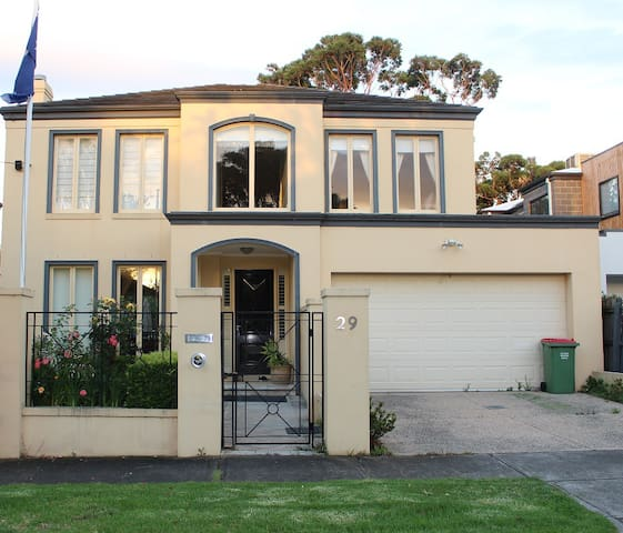 Bright Beach House Near Sandringham Station - Sandringham - Casa