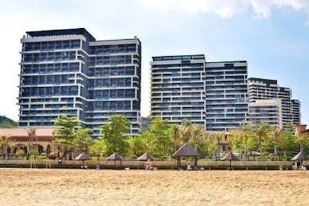 无敌海景公寓-合正东部湾( beach house 1hr drive from SZ) - Huizhou - Villa