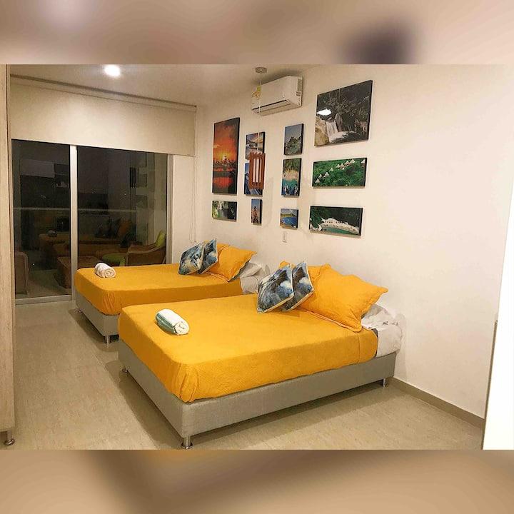 Apartamento Loft En Pozos Colorados 5 Estrellas