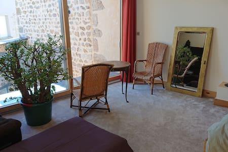 maison très confortable