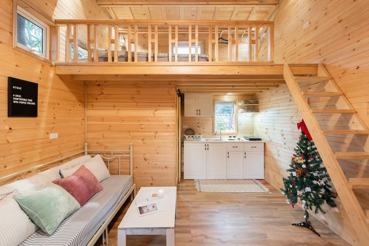 Tree house  -  Hygge Homestay