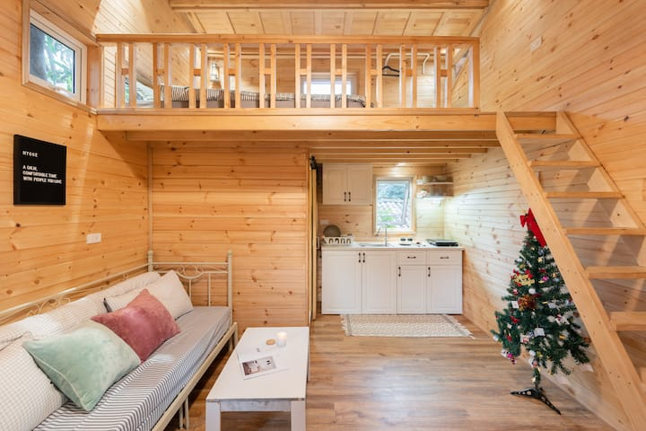 Tree house  -  Hygge Homestay