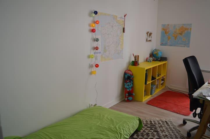chambre d'enfant 1 place