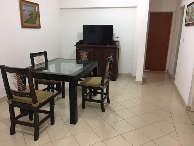 Departamento familiar - Corrientes - Apartamento