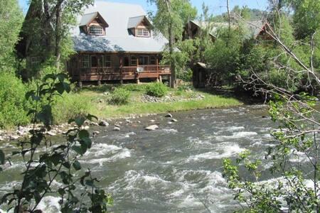 San Juan Rio Gem , great location, private & quiet - Pagosa Springs