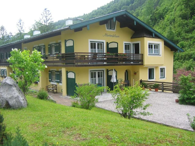 Martinsklause - Near Kings Lake and Eagles Nest - Ramsau bei Berchtesgaden - Apartemen