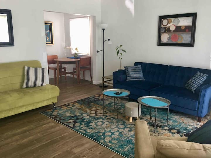Relaxing, Private, Quiet, Convenient In Burbank