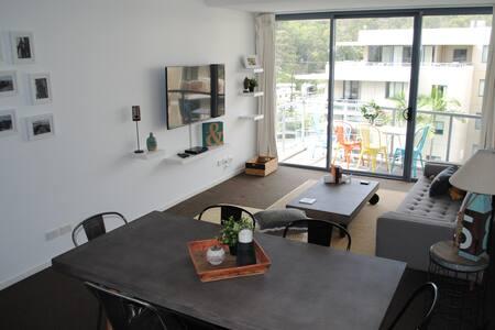BLISSFUL BURLEIGH - 伯利岬(Burleigh Heads) - 公寓