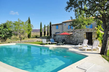 Holiday home in Le Poet-Sigillat - Nyons - Casa