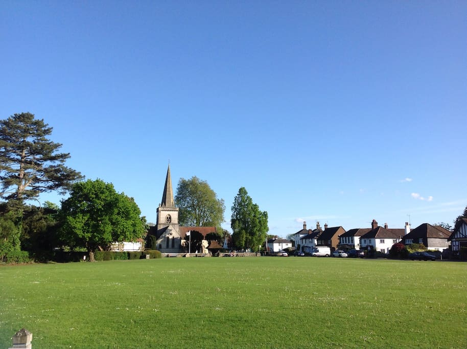 Brockham Green