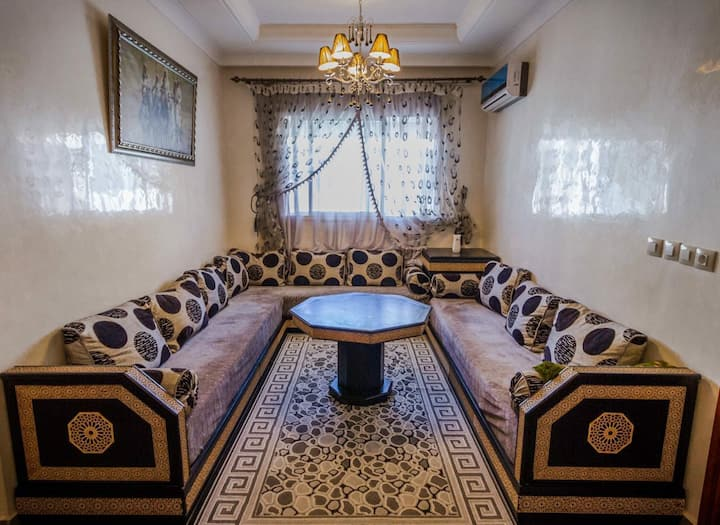 luxury appartment in agadir -wifii