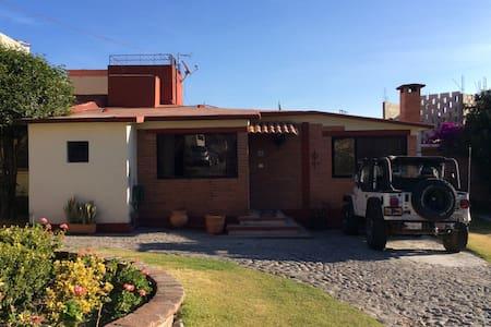 Casa estilo californiano - Tepotzotlan