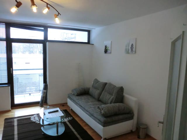 5min to exhibition - WIFI - Cosy furnished Flat - Nürnberg - Appartement