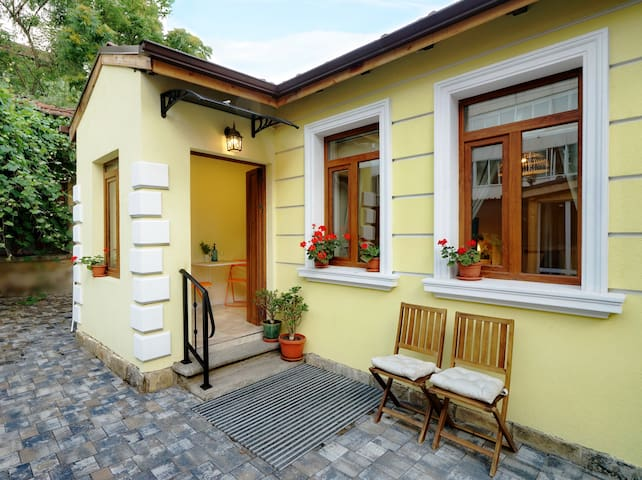 2BDR house in the HEART of the CITY CENTER