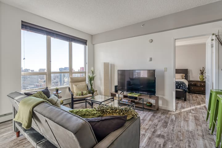 Stunning Suite | Downtown Living at it's Finest!