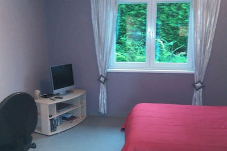 Guest room in new individual house - Hundling - House