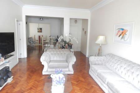 lindo apartamento domingos ferreira copacabana - Rio de Janeiro