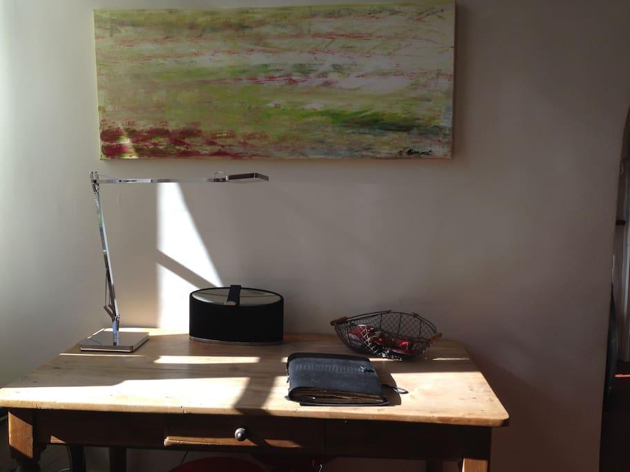 bureau salon