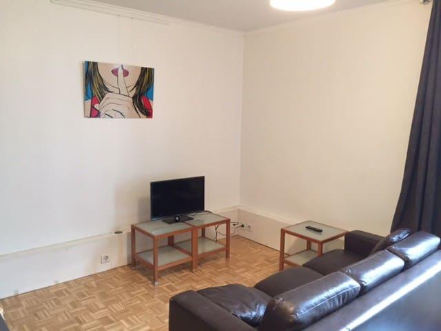 Idéal stagiaire ou jeune salarie(e) - Compiègne - Appartement