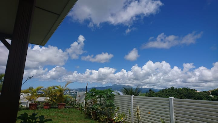 15 mn from the airport - Le Lamentin, Martinique