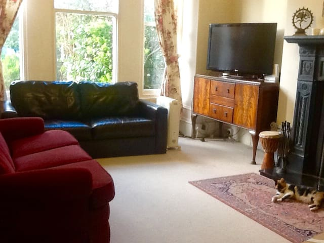 1 mile Open 2017 3 big bedrooms &lounge - 6 adults - Southport - Ev
