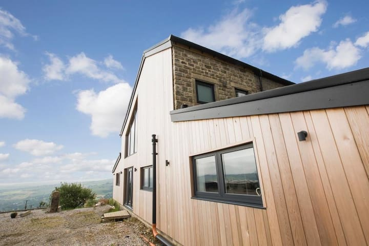 The Nook - With spectacular panoramic views