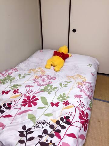 長期出張のため、レンタルいたします。 - Chiba-shi - Appartement