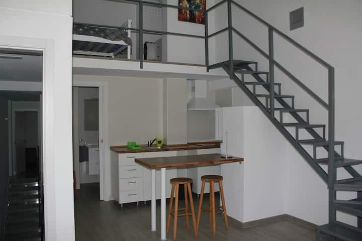 Apartamento duplex en Alfara . Junto CEU