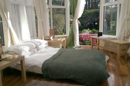 Private room in a conservatory.. - Foxrock - Αρχοντικό