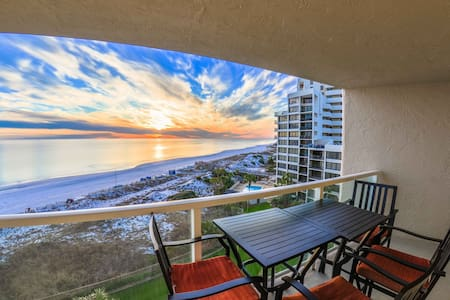 RENOVATED Beach Condo with GOLF CART & Great View