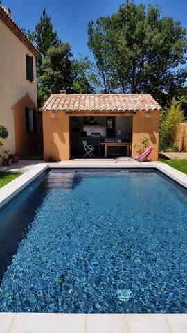 Maison de charme en Provence - Eyguières - Villa